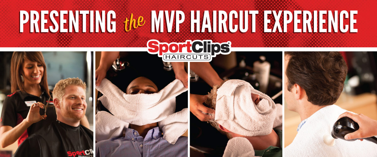 The Sport Clips Haircuts of Tulsa Bixby  MVP Haircut Experience